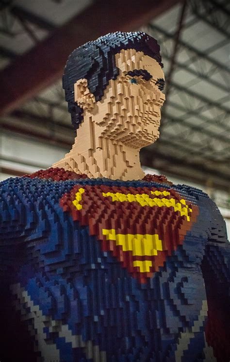 """The Superman Super Site - July 17, 2013: Life Size """"Man of"""