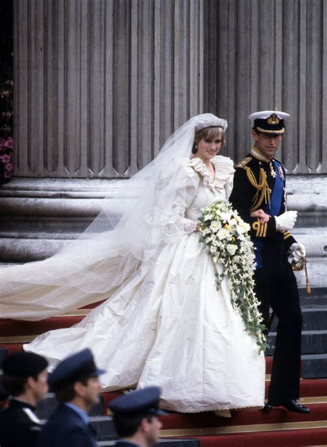 Iconic weddings: Prince Charles and Lady Diana Spencer - Foto