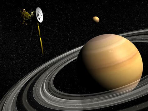 Nasa to get closer than ever to Saturn's rings in Cassini