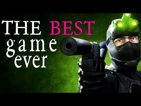Splinter Cell-Chaos Theory Wallpaper and Background Image