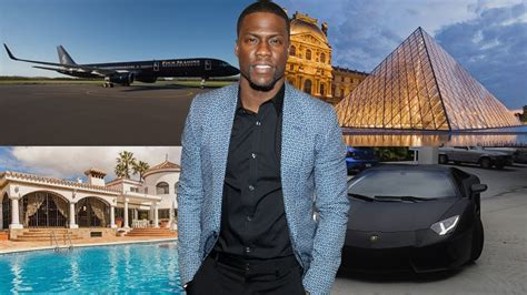 Kevin Hart's Net Worth 2019: Height, Weight, Age, Wiki, Wife