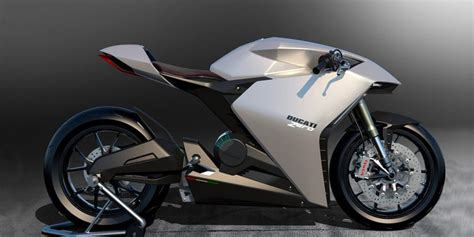 Motorcycle milestone: Ducati is joining the electric