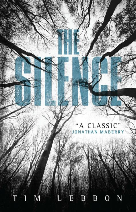 The Silence by Tim Lebbon book review   SciFiNow - The