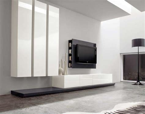 Glamour - Minimalist Linear Furniture by Dall'Agnese