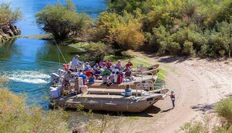 Grand Canyon Helicopter Tour & River Rafting