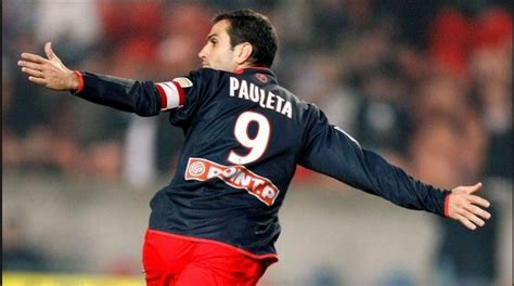 Soccer: Pauleta to be honored by the Girondins de Bordeaux