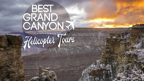 Cheapest Grand Canyon Helicopter Tours Compared   Getting