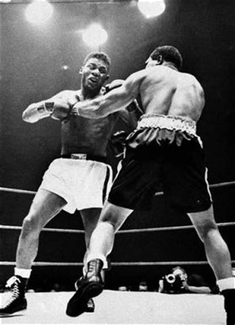 Floyd Patterson – news, latest fights, boxing record