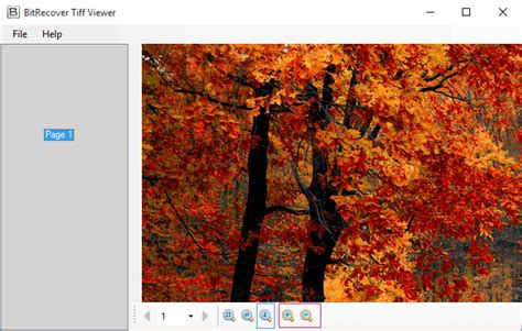 Free Download TIFF or TIF File Viewer to Read, Open and