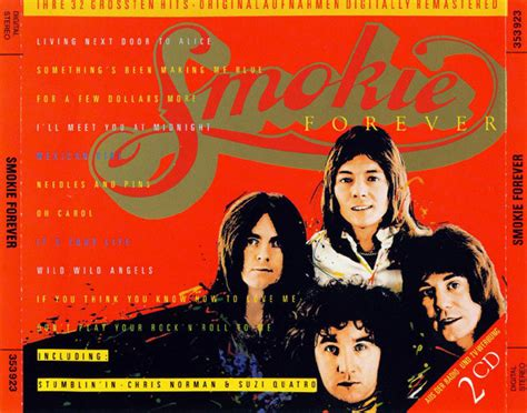 Smokie - Forever (CD, Compilation) | Discogs