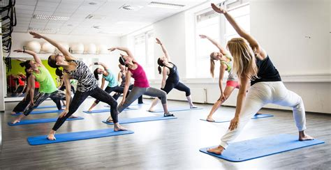 Group Classes - Euforie Fitness a Wellness Praha