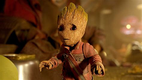 Baby Groot Guardians of the Galaxy Vol 2 Wallpapers | HD