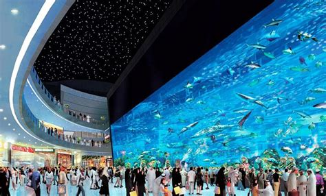 Dubai Mall - Shops, Hours and Contact Information