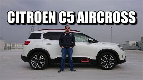 Citroen C5 Aircross - Comfy is Chic (ENG) - Test Drive and