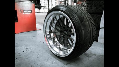 TEZ : BMW E36 Coupe / BBS LM - YouTube