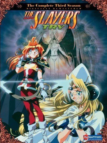 Slayers Try | Anime-Planet