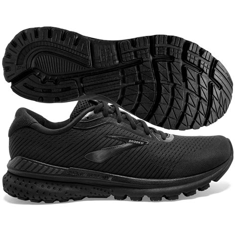 Brooks Adrenaline GTS 20 Men's Black | World Footbag