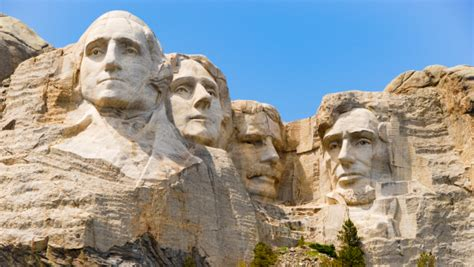 There's a Secret Room Behind Mount Rushmore Meant for