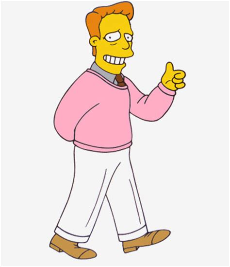 The greatest Simpsons character