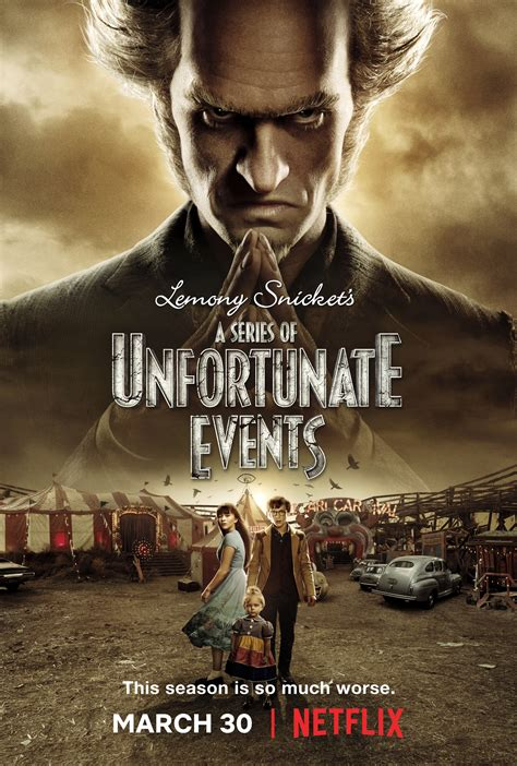 'Lemony Snicket's A Series of Unfortunate Events' Season 2
